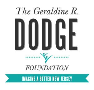 The Geraldine R. Dodge Foundation Logo